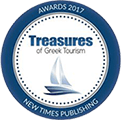 Treasures of Greek Tourism Award 2017